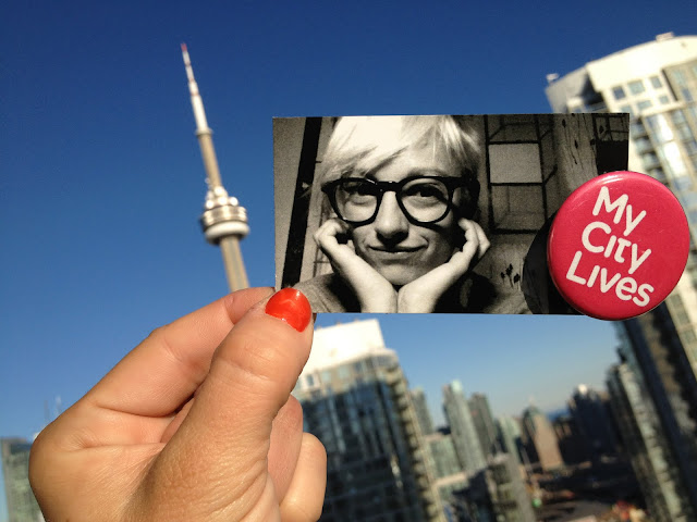 My City <del>Lives</del> LOVES!