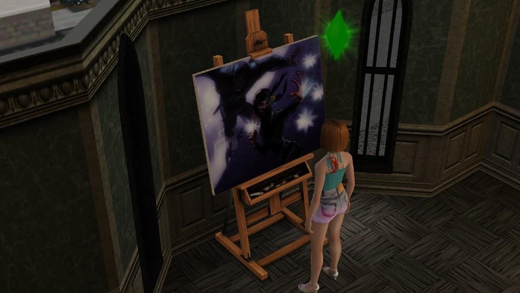 """Jugando a los sims """"Hacia el futuro"""" Screenshot-190"""
