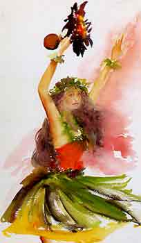 Goddess Laka Image