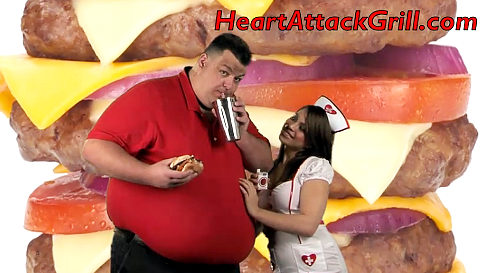 heart attack grill menu prices. dresses Heart Attack Grill in