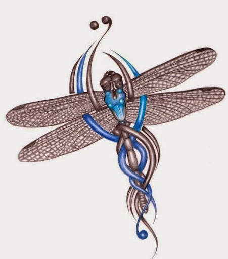 51 Best Dragonfly Tattoos Designs And Ideas 2018 Tattoo Motive