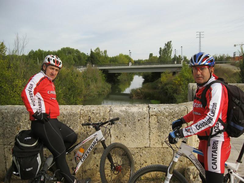 FOTOS Ruta Mtb Canal de Castilla 2013 IMG_2132