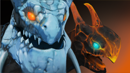 Jakiro - Twin Head Dragon Dota 2