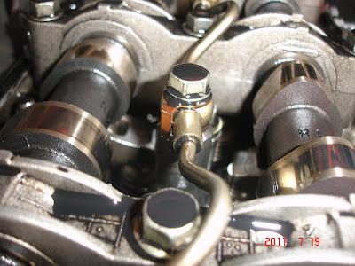 3 2 Di-D Upper Timing Chain Guide Shock - Pajero 4WD Club of