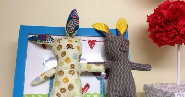 Hartford craft company stuffed bunny for Craft company no 6