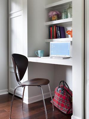 Tiny-Ass Apartment: Narrow it down: 20 inspiring narrow ...
