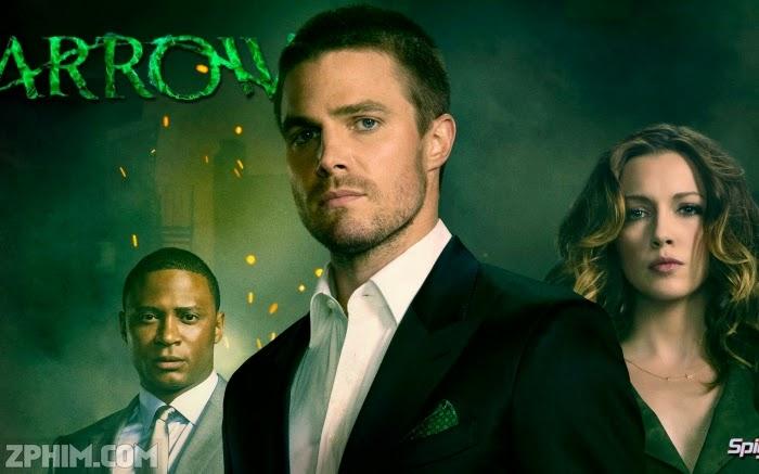 Ảnh trong phim Mũi Tên Xanh 2 - Arrow Season 2 2