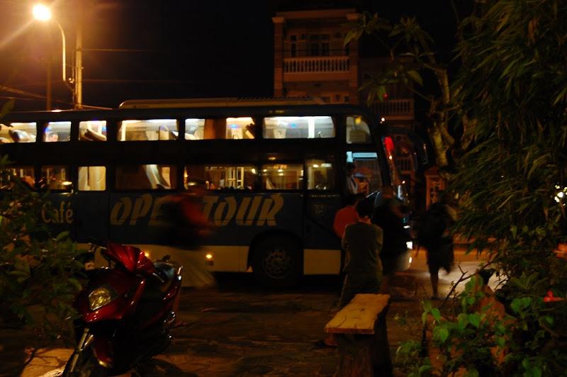 Vietnam OpenTour Bus