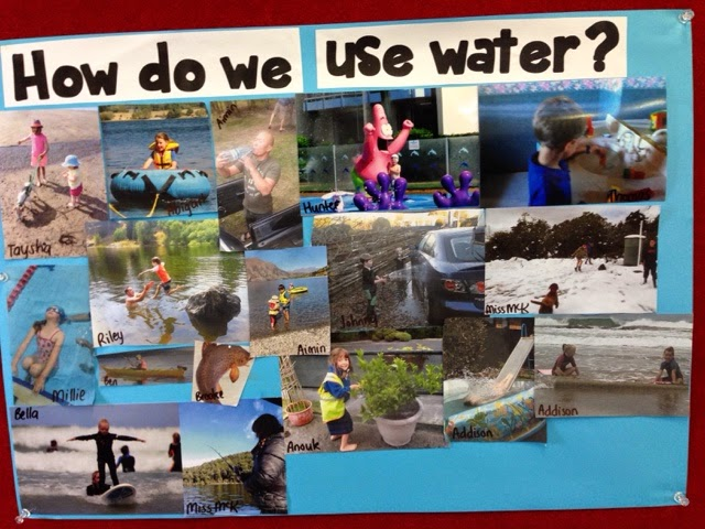 Room Three 2015 Water Inquiry