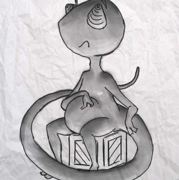 Sketch Blog: Chameleon Sketch