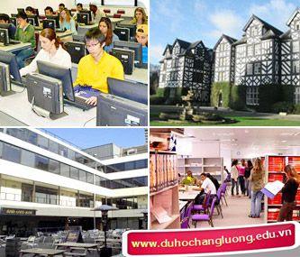 Học bổng du học Anh Quốc cùng Trường London School of Commerce (LSC)