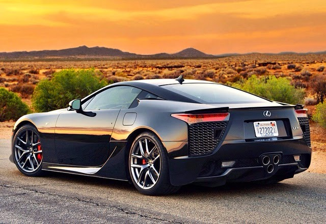 Most Expensive And Luxurious Cars Lexus Lfa 2016