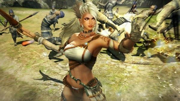 Dynasty Warrior 8 Empires CODEX For Pc Games - Game Screenshot