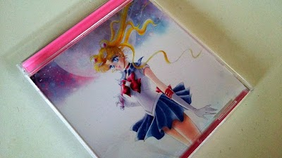 Bishoujo Senshi Sailor Moon THE 20TH ANNIVERSARY MEMORIAL TRIBUTE