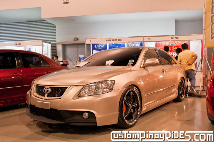 Toyota Camry XV40 TRD Aurion Body Kit by Atoy Customs Custom Pinoy Rides pic1