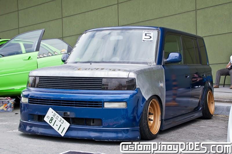 Rat Rod Style Toyota bB Car Photography Manila Philippines Custom Pinoy Rides pic1