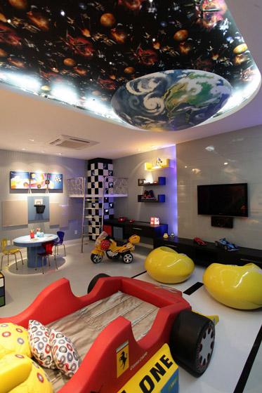 Arquitetando casa cor maranh o 2011 inspira es parte 1 - Dormitorios infantiles ninos 3 anos ...