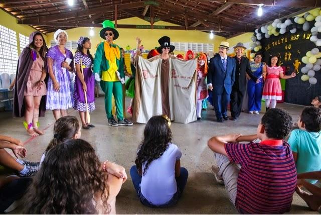 Natal: Projeto de inclusão social da UFRN na Escola Berilo Wanderley deverá ser estendido a outros colégios públicos
