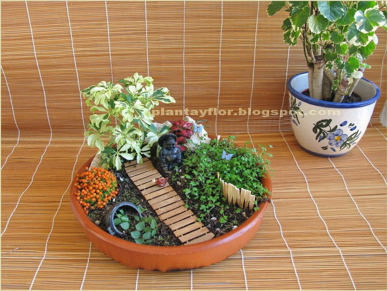 Ideas para despedida soltera for Jardineria fotos