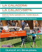 La Caladoise 2012 - affiche