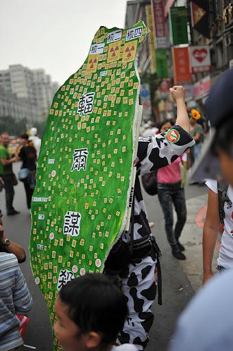 核四年底該不該停工,決定台灣是否成為福爾摩沙。(攝影:陳錦桐)