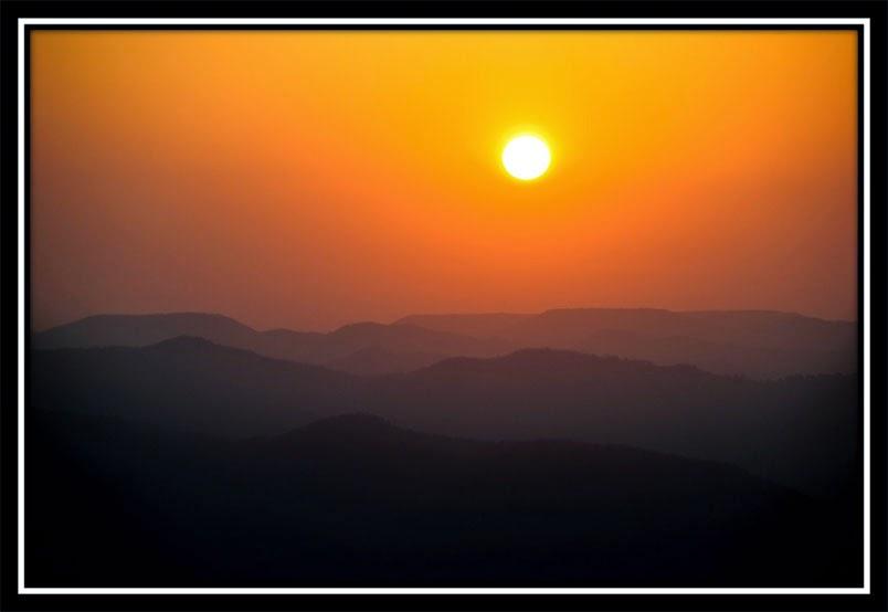 Netarhat - Sunrise