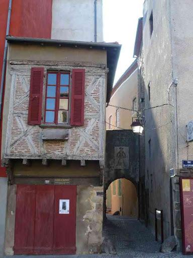 Centre de Brioude
