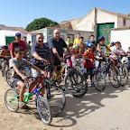 Paseo en bici a Casasola - 2011