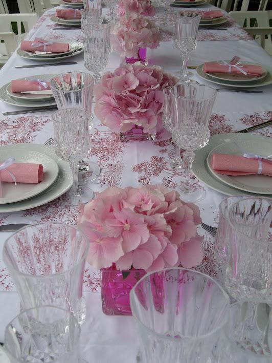 Deco mariage couleur vieux rose id es et d 39 inspiration for Deco vieux rose