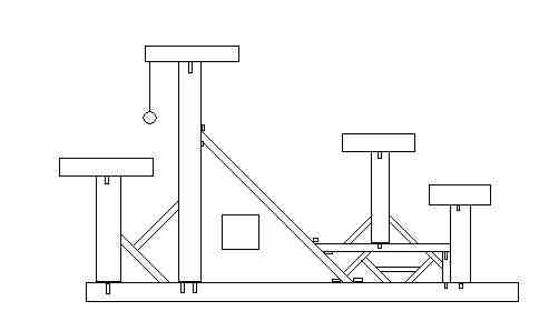 Estructuras y rascadores para gatos a medida y hechos a - Trepadores para gatos ...