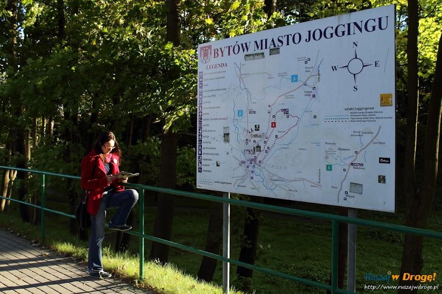 Bytów miasto joggingu