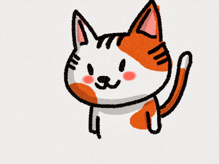 にゃんこ made with Sketches