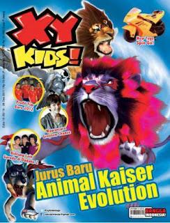 Download Majalah XY Kids Edisi 9, 10, 11, 12, 13, 14, Februari 2012