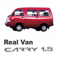 Suzuki Carry Real Van