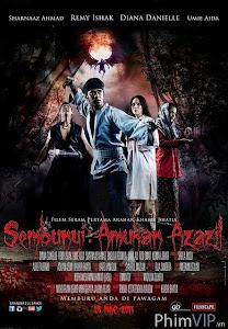 Quỷ Dữ Lộng Hành - Sembunyi Amukan Azazil poster