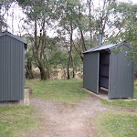 Toilets at Threbo Diggings (296414)