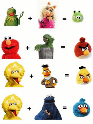 Angry birds solved