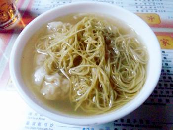 鮮蝦雲呑麺
