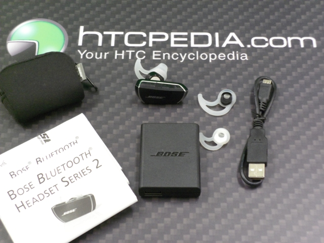Bose Bluetooth Headset/Earpiece Series 2 Review w/Video