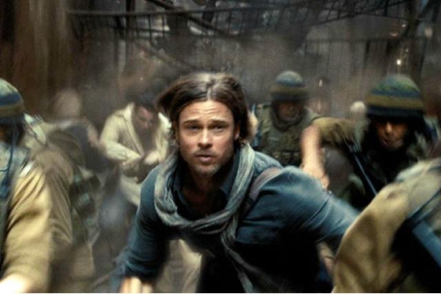 Jerry World War z Film World War z 2013
