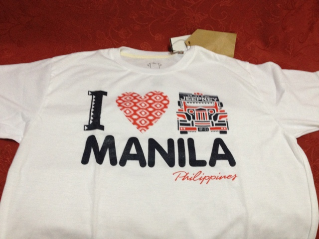 The Budget Fashion Seeker - I Love Manila Shirts 2