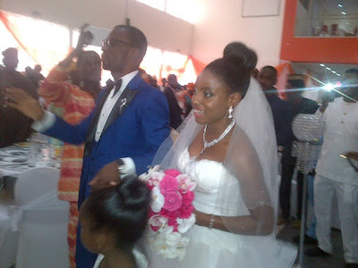 Ogunjobi Appreciate Administrators, Journalist, Coaches And Players ForAttending Daughter's Wedding.
