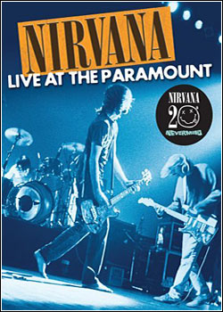 nivernana Download   Nirvana Live At The Paramount   HDTV 2011