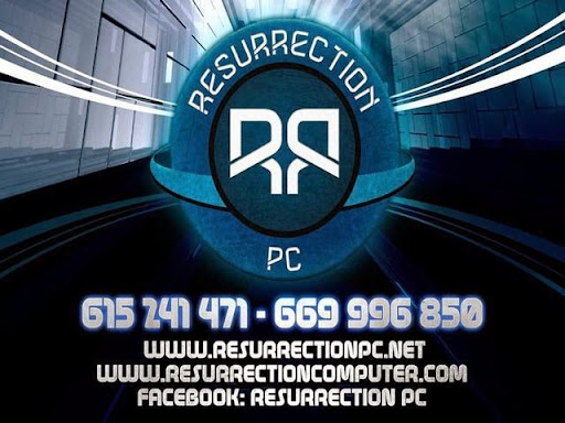 Resurrection PC, Reparación de Ordenadores