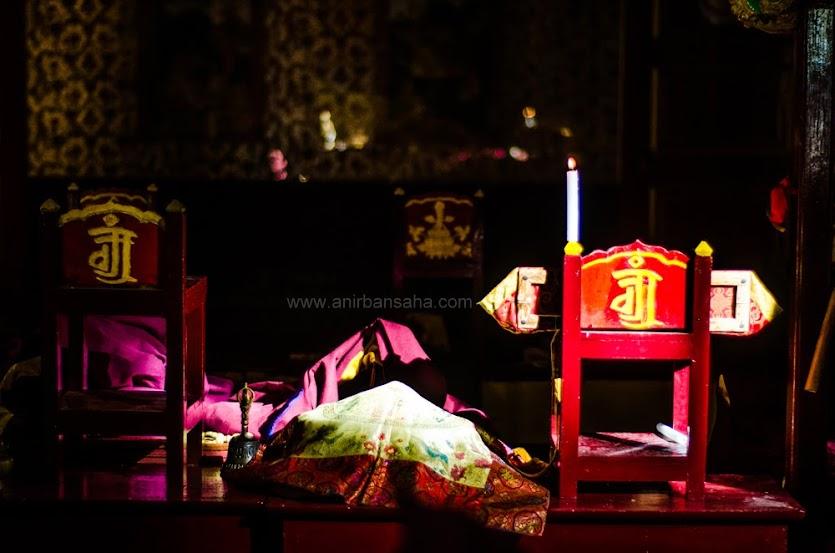 Ralang monastery, Sikkim Tourism
