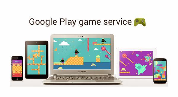 Google giới thiệu dịch vụ mới Google Play Game 2