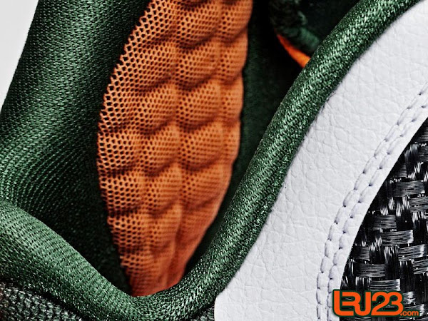 Nike LeBron 9 and the real 8220Univeristy of Miami8221 Hurricanes