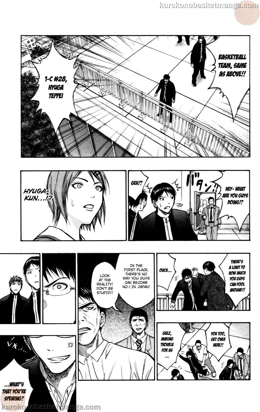 Kuroko no Basket Manga Chapter 97 - Image 09