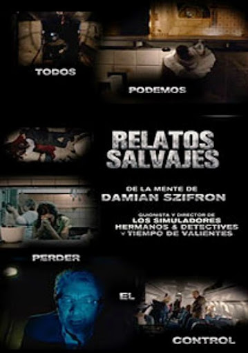 Relatos Salvajes Wild Stories Poster