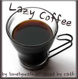 lazy coffee podcover